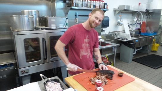 NC Eat and Play   Mark Hansen owner, Southern Craft Sandwiches in Raleigh