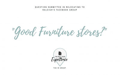 What are some good Raleigh furniture stores?