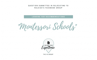 Montessori schools in Raleigh worth checking out?