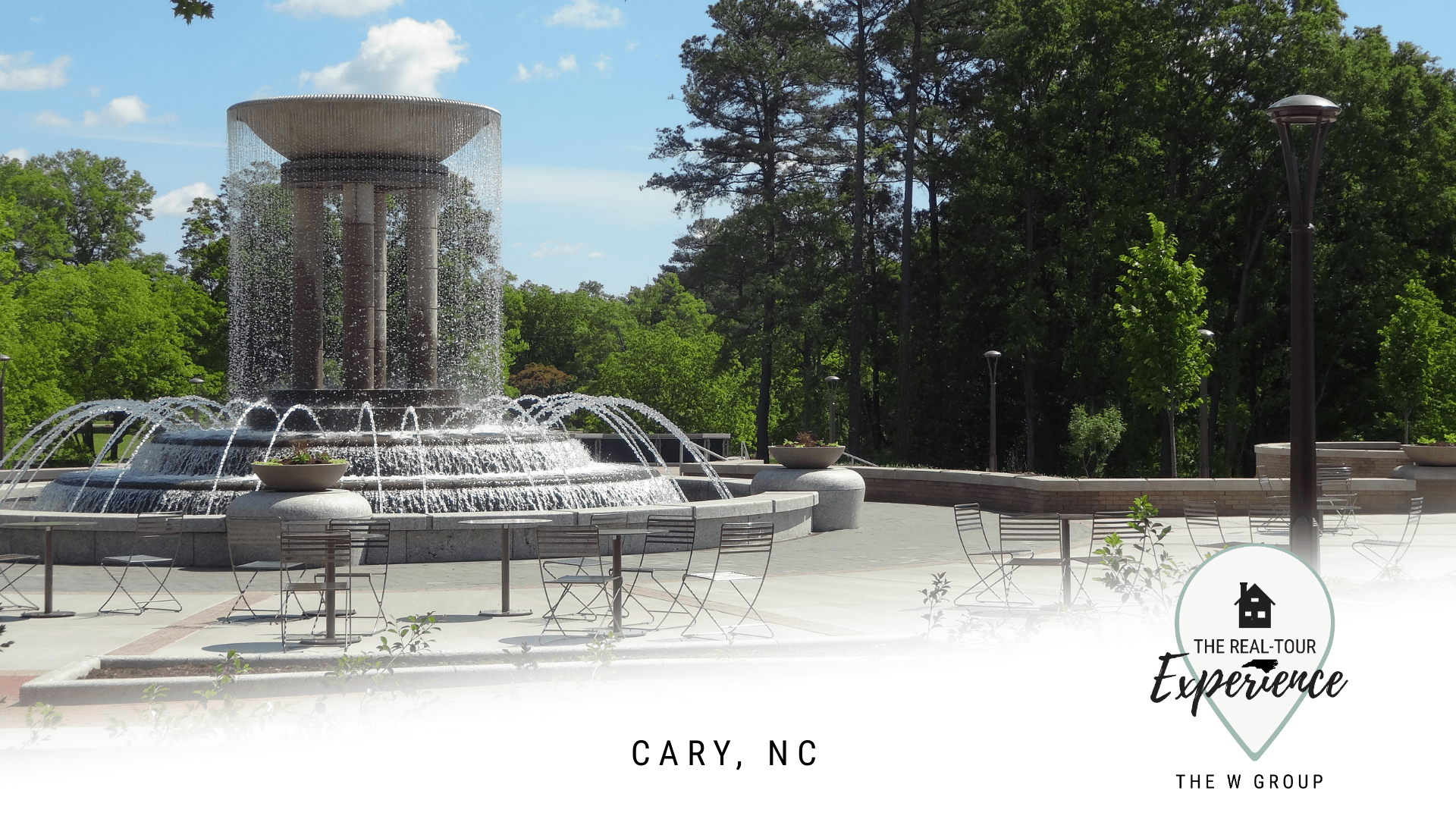 Real-Tour Experience | Discover Cary