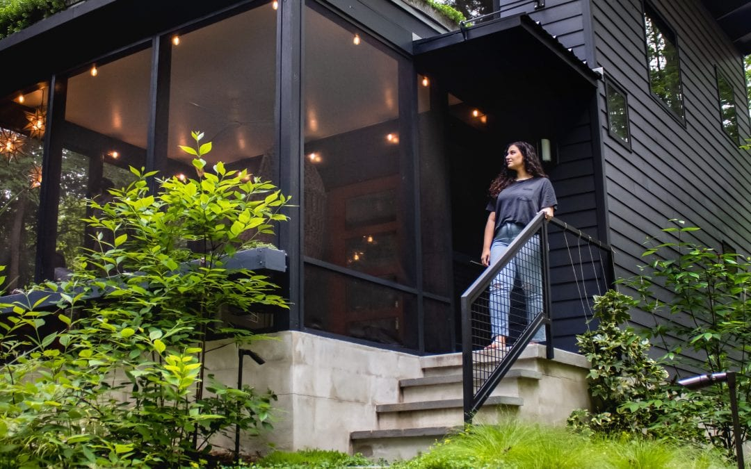 The Tiny But Impressive Airbnb in Durham