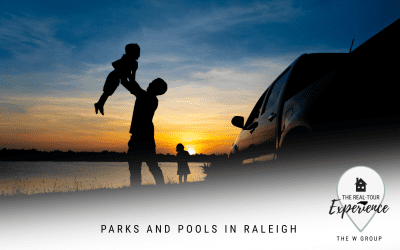Best Parks and Pools in Raleigh