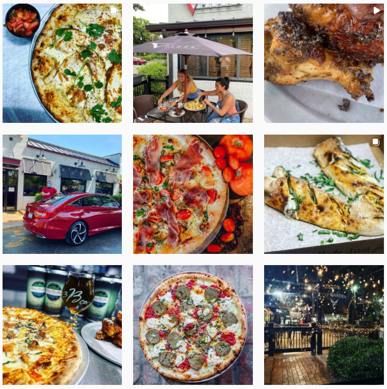 Get to know V Pizza NC