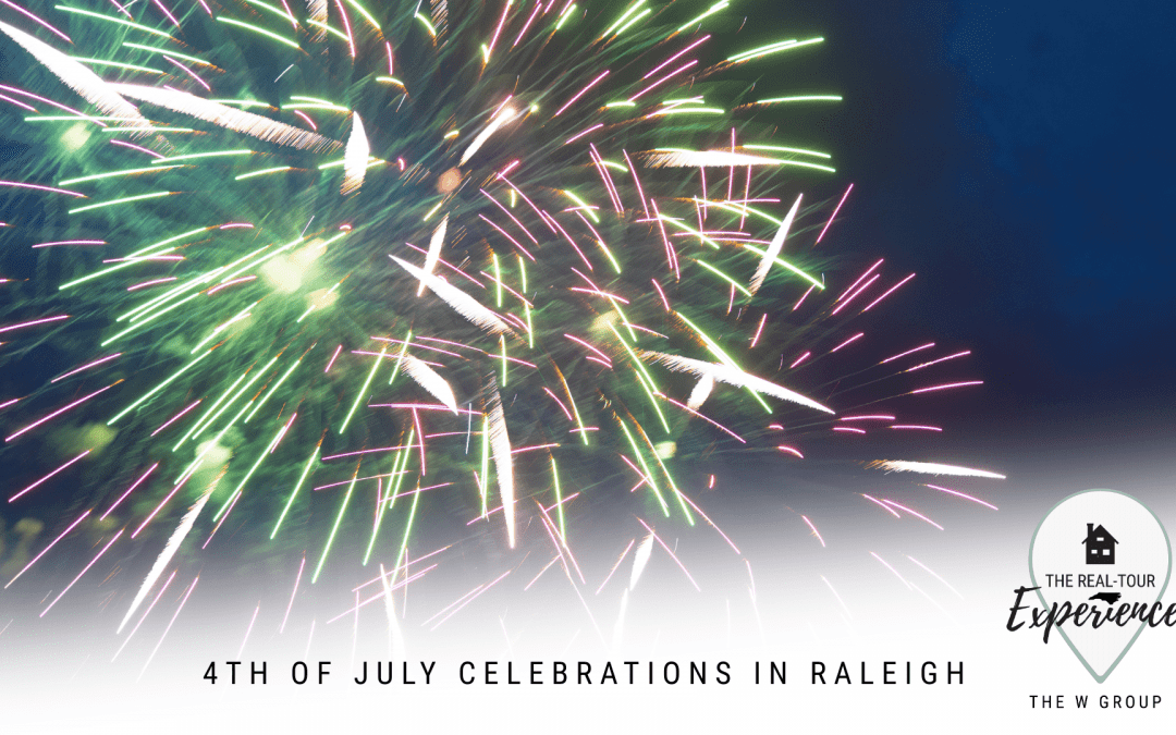4th of July Fireworks and fun in Raleigh