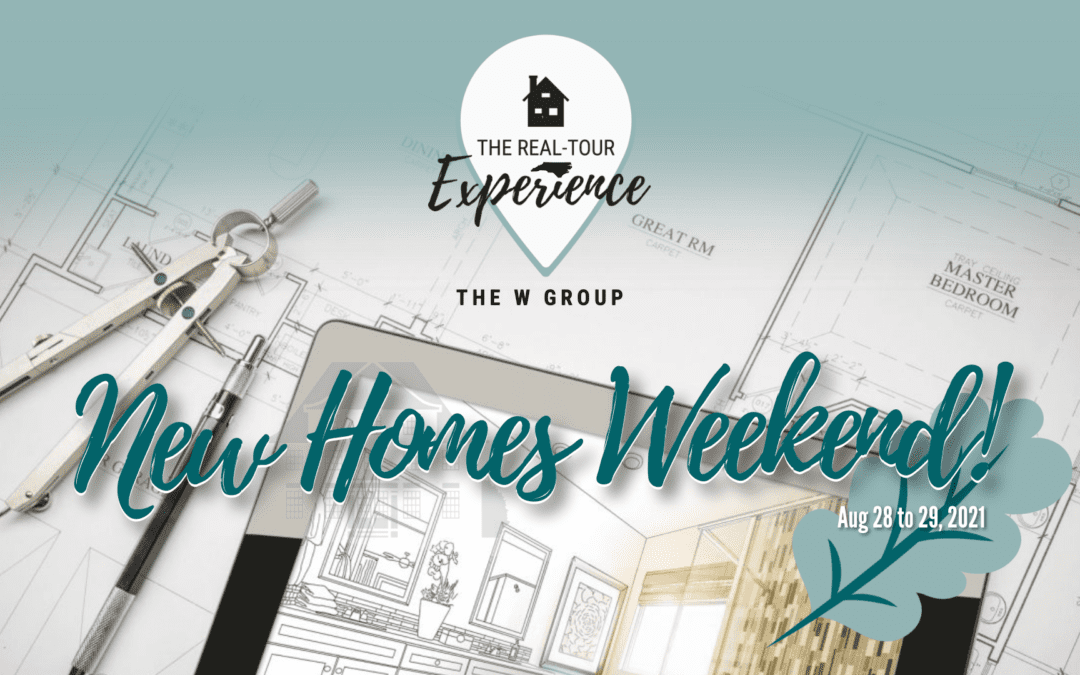 Real-Tour Experience New Homes Weekend – a new kind of home tour