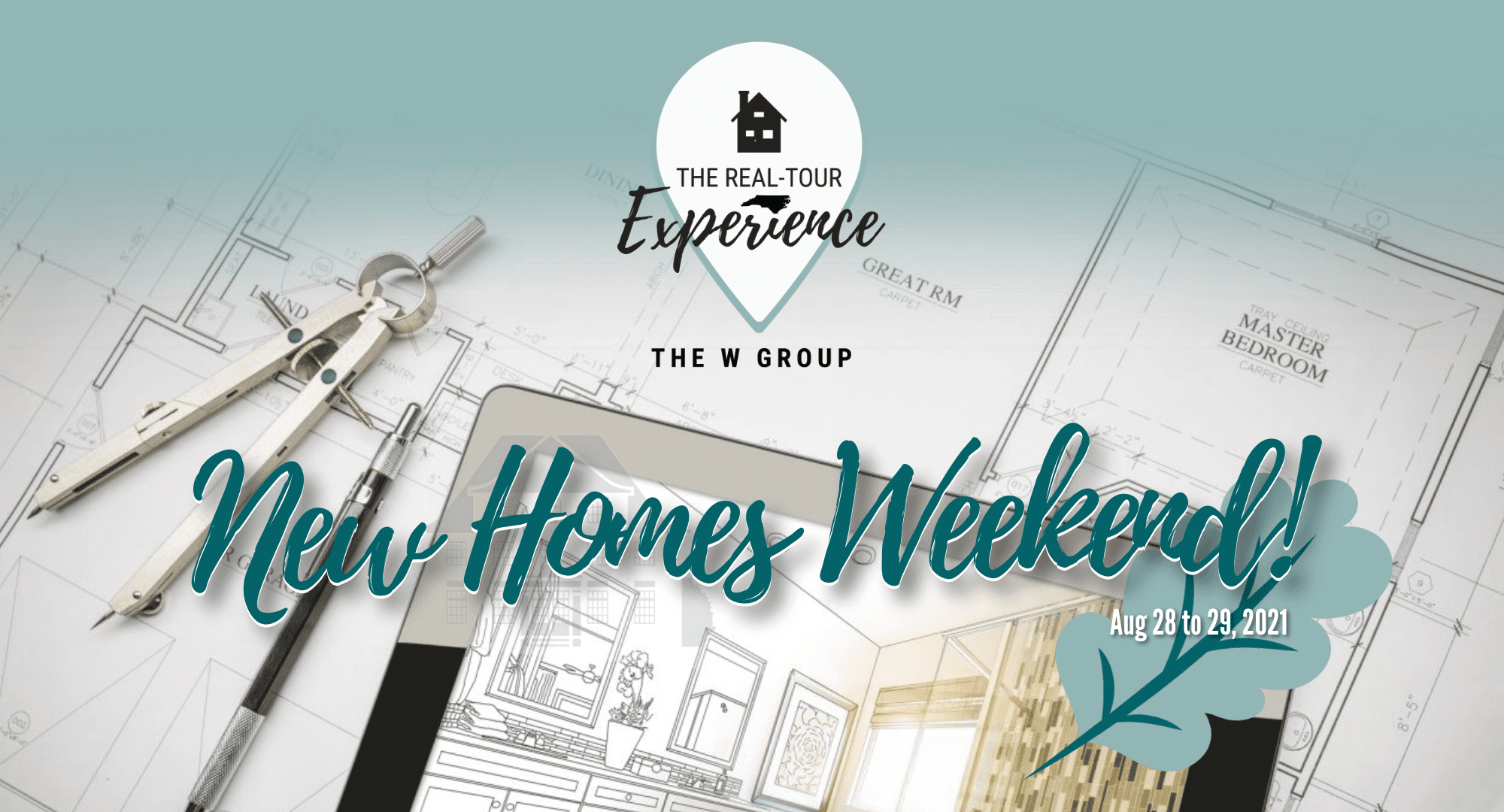 The Real-Tour Experience New Homes Weekend