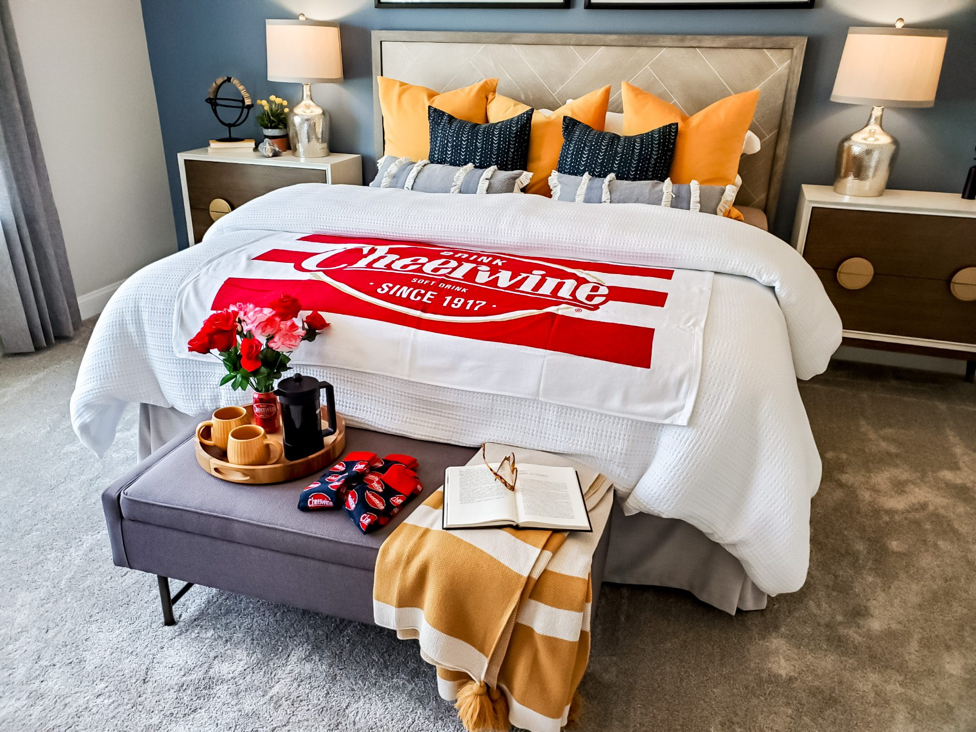 The W Group's New Homes Weekend with Cheerwine