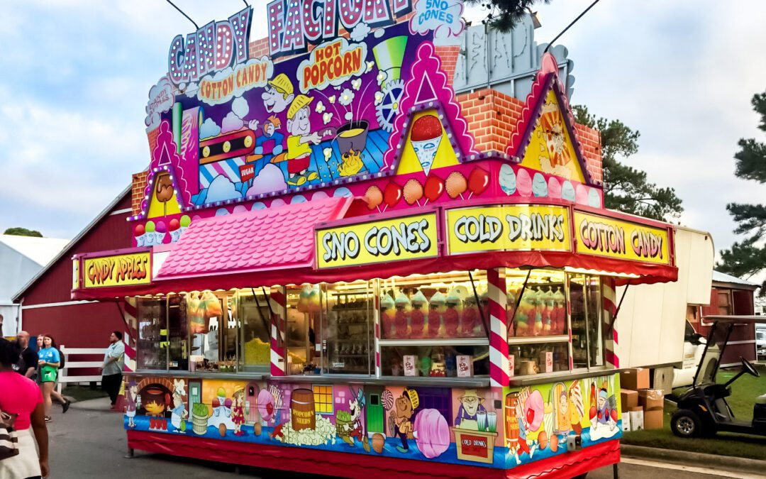 A Guide to the NC State Fair