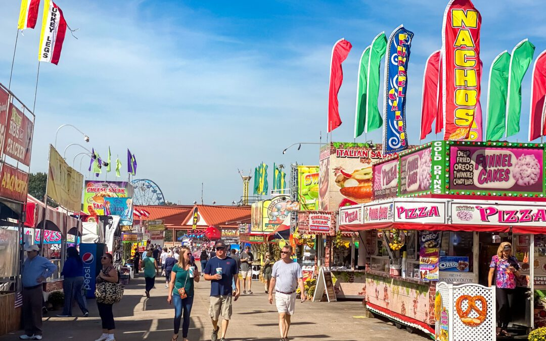 Top Picks for NC State Fair Food